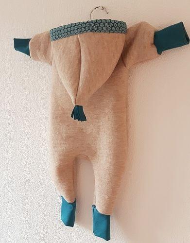 Makerist - Wollwalk-Anzug für Karlchen - Nähprojekte - 2