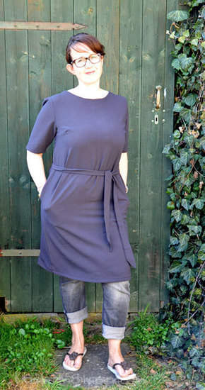 Makerist - Kleid Eve für mich! - 1
