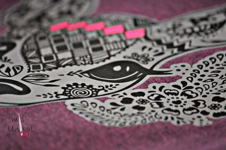 Makerist - kleines Boho Reh - Textilgestaltung - 1
