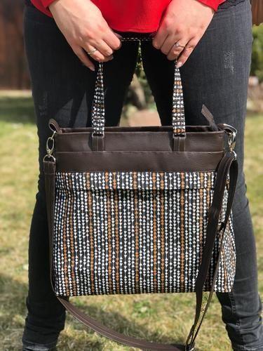 Makerist - Bag 2.0 Frühlingsliebe  - Nähprojekte - 2