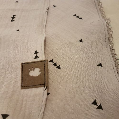 Makerist - Halstuch für Mama und Tochter  - Nähprojekte - 2