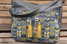 Makerist - Tasche Maha by Zaubernahnna  - 1