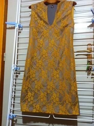 Makerist - Robe en dentelle - 1