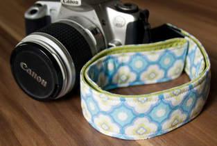 Makerist - DIY Kameraband für DSLR-Kameras  - 1