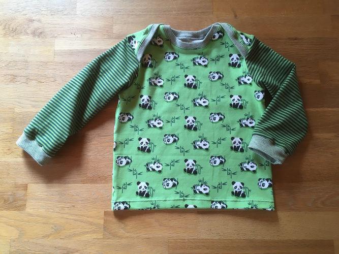 Makerist - Shirt für den Sohn - Pandabären - Nähprojekte - 1