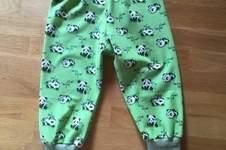 Makerist - Pumphose für den Sohn - Pandabären - 1