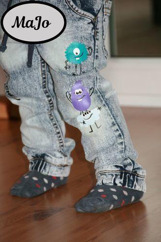 Makerist - Für das kleine Monster - Nähprojekte - 2