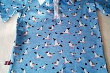 Makerist - Mein erstes Polo-Shirt für den Enkel. - 1