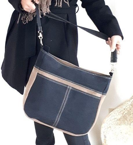 Makerist - Tasche Maha von Zaubernahnne  - Nähprojekte - 1