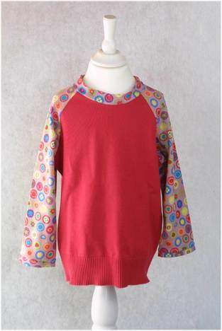 Makerist - Upcycling Pullover - 1