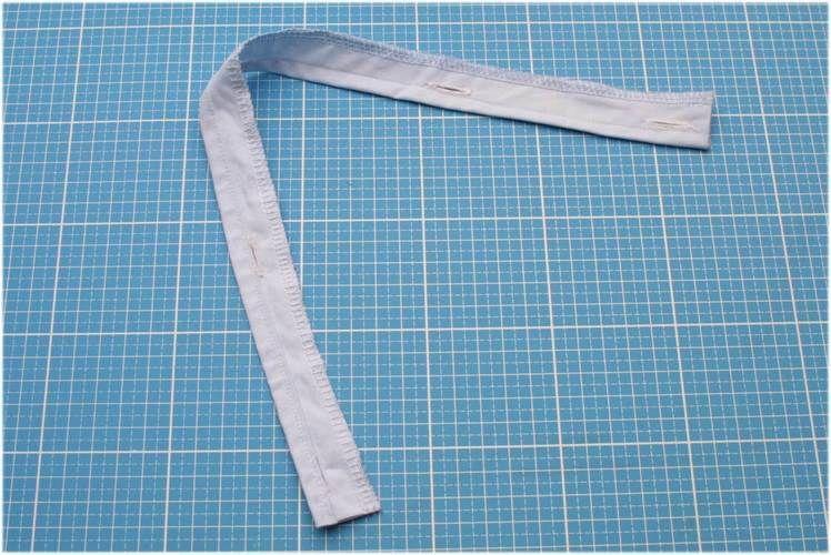 Makerist - defekter Reißverschluss durch Knopfleiste aus Herrenhemd ersetzen - Nähprojekte - 3