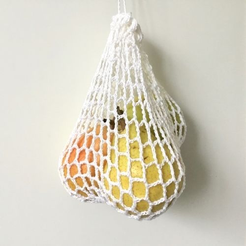 Makerist - Reusable Produce Bag - Crochet Showcase - 1