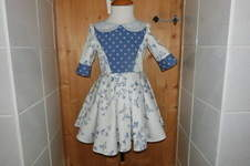 Makerist - Mädchenkleid 'Vivienne' - 1