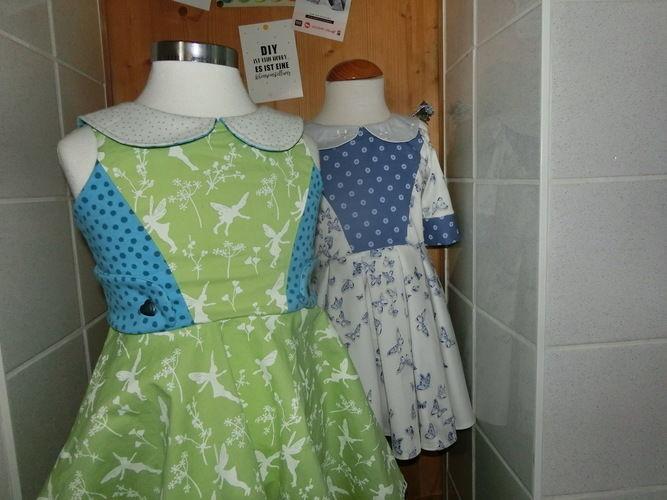 Makerist - Mädchenkleid 'Vivienne' - Nähprojekte - 3
