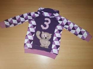Makerist - Mieze fürs Geburtstagsshirt - 1