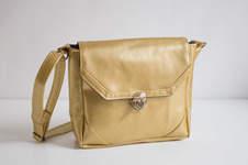 Makerist - Kindertasche in Gold - 1