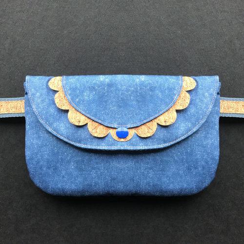"Makerist - Hip bag ""Elin"" - Sewing Showcase - 1"