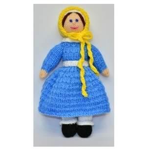Makerist - Victorian Doll 1838 - Jane - DK Wool - 1