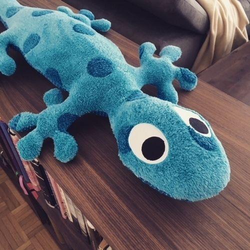 Makerist - Kuschel-Salamander zum Verlieben - Nähprojekte - 1