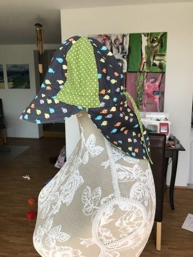 Makerist - Sommerhut mit Nackenschutz - Nähprojekte - 1
