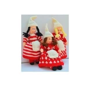 Makerist - Scandinavian Christmas Elves - 1