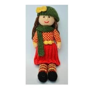 Makerist - Aster - An Autumn Doll - 1