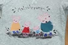Makerist - Applikationen auf einfarbigen, gekauften Shirts - 1