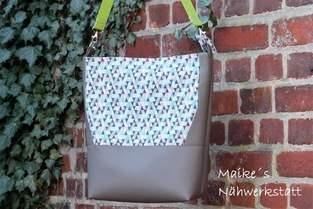 Makerist - Mein Shopper Mathea von Zaubernahnna - 1
