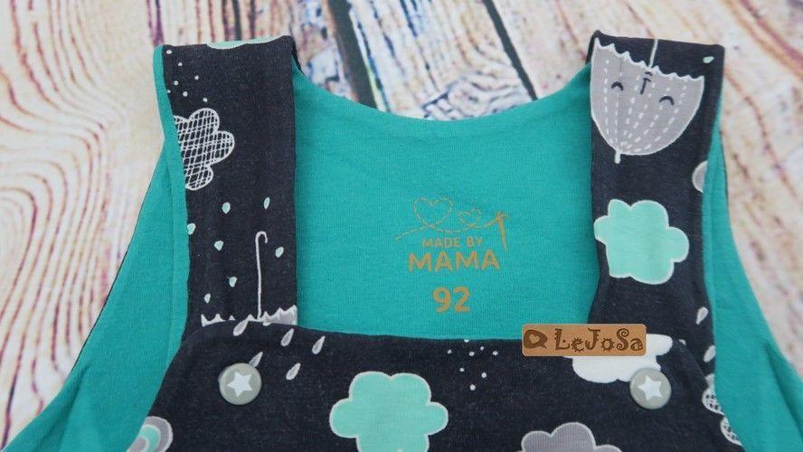Makerist - Größen- und Made by... Label von Mamas Sachen - DIY-Projekte - 1