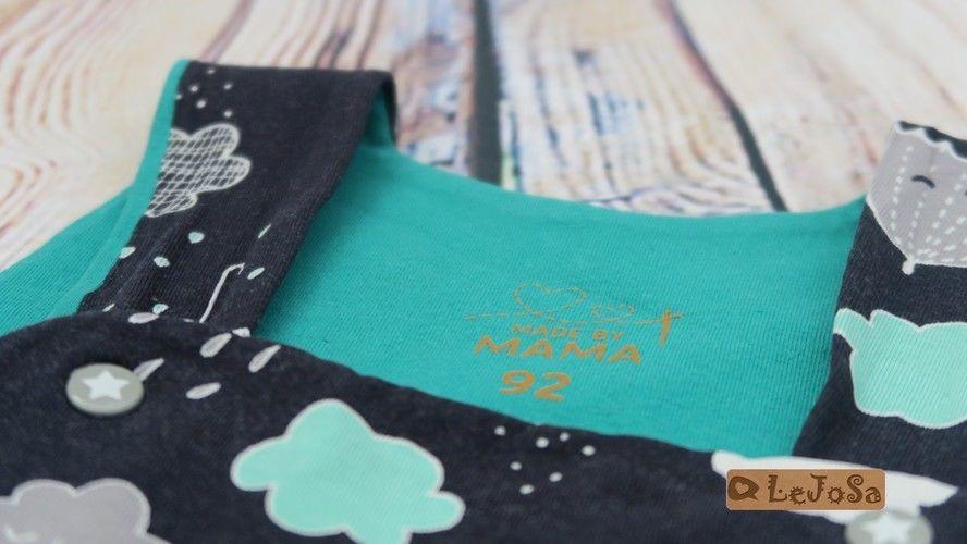 Makerist - Größen- und Made by... Label von Mamas Sachen - DIY-Projekte - 2