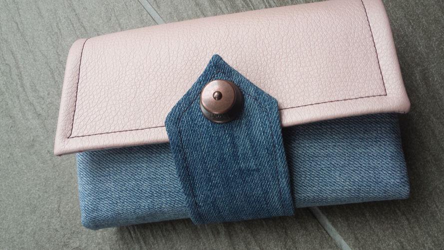 Makerist - Mein erstes Portemonnaie - Nähprojekte - 1