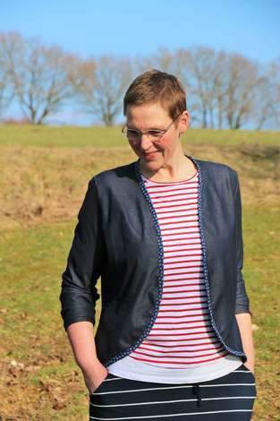 Makerist - Cardigan Catrien - 1