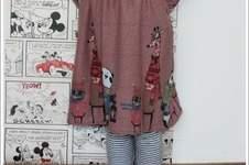 Makerist - Raglan-Kleid aus Bordürenjersey - 1