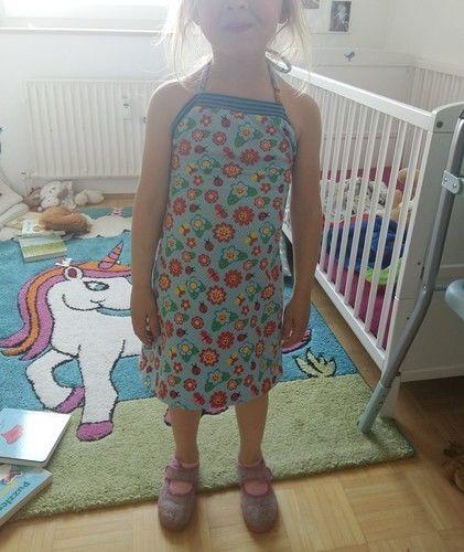 Makerist - Perfektes Sommerkleid für wilde Hummeln, die auch gerne Prinzessinen sein möchten :-) - Nähprojekte - 1