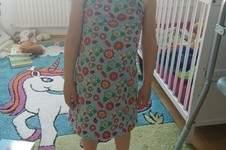 Makerist - Perfektes Sommerkleid für wilde Hummeln, die auch gerne Prinzessinen sein möchten :-) - 1