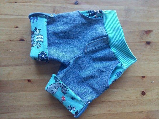 Makerist - Kurze Hose für den Spielplatz-Wikinger - Nähprojekte - 1