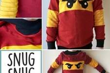 Makerist - Ninjago-Pulli - 1