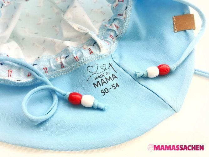 Makerist - Ein besonderer Sonnenhut für die kleine Madame - Nähprojekte - 3