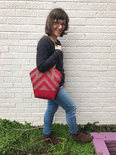 "Makerist - Handbag ""Greta"" - Sewing Showcase - 1"