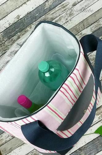 Makerist - Kühltasche Verano von Zaubernahnna - Nähprojekte - 2