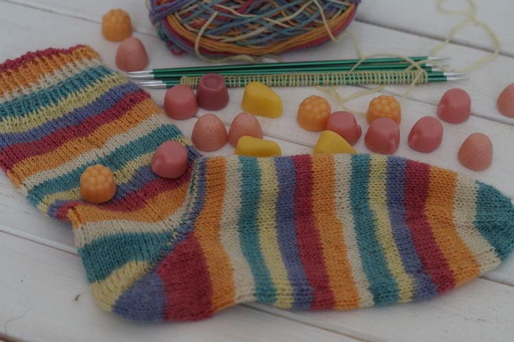 Makerist - Socken mit und von Sylvie - Strickprojekte - 1