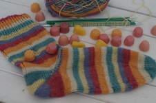 Makerist - Socken mit und von Sylvie - 1