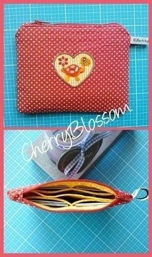Makerist - Mein neues Portemonnaie <3 - Nähprojekte - 1