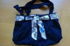 Makerist - Handtasche aus einer ausgedienten Hose - 1