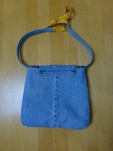 Makerist - Upcycling-Handtasche - Nähprojekte - 2