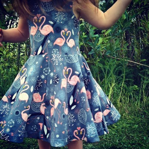 Makerist - Jerseykleid Marisa - ein traumhaftes Drehkleid 💗  - Nähprojekte - 2