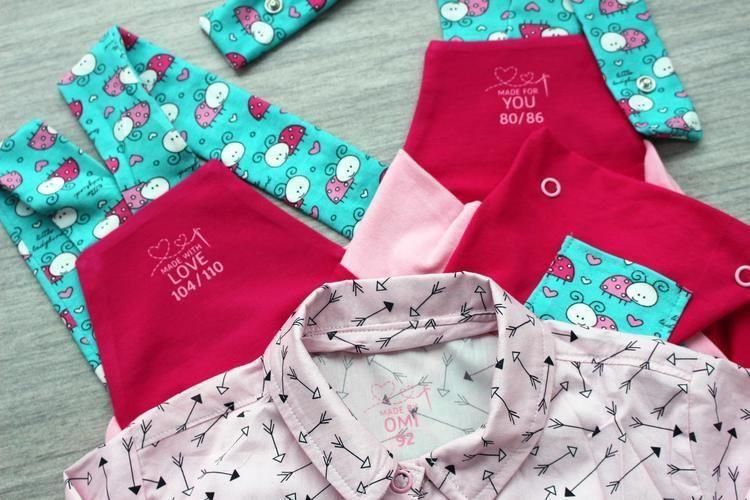 Makerist - Perfekte Größen für die eigenen Werke :) - Textilgestaltung - 3