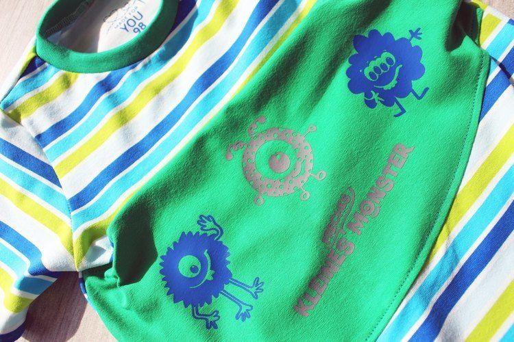 Makerist - KLeine freche Monster fürs kleine Monster - Textilgestaltung - 1