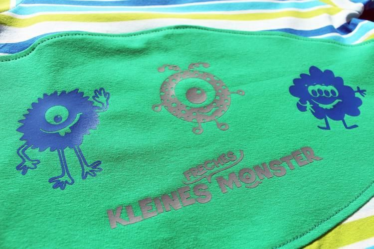 Makerist - KLeine freche Monster fürs kleine Monster - Textilgestaltung - 2