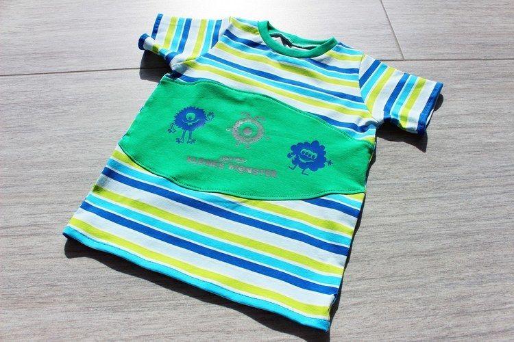 Makerist - KLeine freche Monster fürs kleine Monster - Textilgestaltung - 3